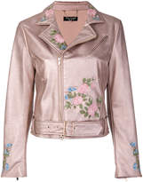 Twin-Set floral embroidered jacket
