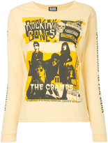 Hysteric Glamour printed long sleeve T-shirt