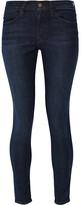 Frame Le High Skinny Jeans - Dark denim