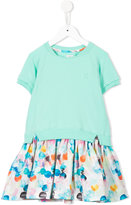 No Added Sugar Liberty dress - kids - Cotton/Spandex/Elastane - 3 yrs