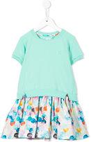 No Added Sugar Liberty dress - kids - Cotton/Spandex/Elastane - 5 yrs