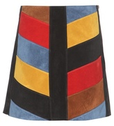 MiH Jeans Suede Skirt