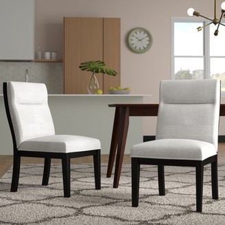 Goheen Tufted Dining Chair Wrought Studio