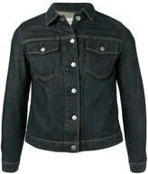 Helmut Lang Pre Owned 1999 fitted denim jacket