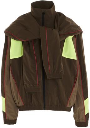 Martine Rose Contrast Detail Track Jacket