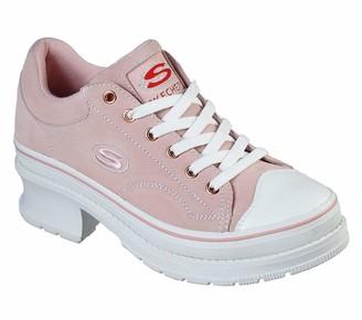 Skechers Women's Street Heartbeat-Softy Sneaker