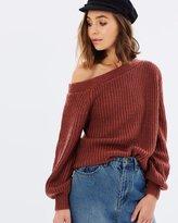 MinkPink Harmony Knit