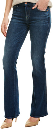 Seven For All Mankind 7 For All Mankind Kimmie Rich Coast Blue Bootcut