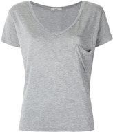 Egrey - v neck t-shirt - women - Viscose - 36