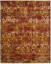 Nourison Rhapsody Collection Area Rug, 5'6 x 8'