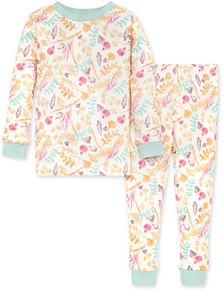 Burt's Bees Trail Treasures Organic Baby Snug Fit Pajamas