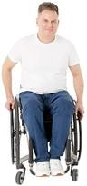 Iz Adaptive IZ Adaptive Seated Jeans Elastic Waist (Indigo) Men's Clothing