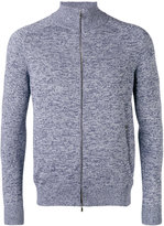 Malo zipped cardigan - men - Cotton - 48