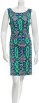 Tory Burch Ikat Silk Dress
