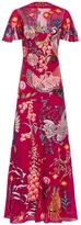Temperley London Woodland Long Dress