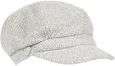 Accessorize Chevron Baker Boy Hat