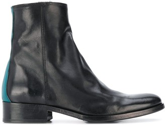 Paul Smith zip-up ankle boots