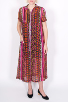 Maison Scotch Sheer Pool Dress