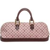 Louis Vuitton Alma satchel