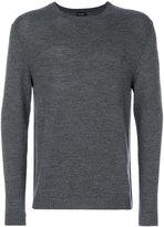 Jil Sander crew neck sweater - men - Wool - 50