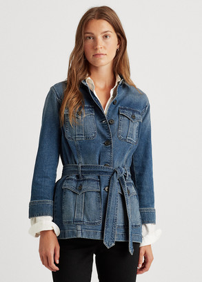 Ralph Lauren Stretch Denim Jacket