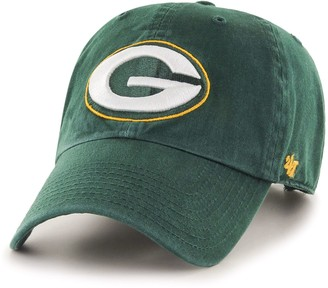 '47 Adult Green Bay Packers Clean Up Adjustable Cap
