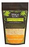 HUGO Naturals Effervescent Bath Salt, Vanilla and Sweet Orange, 14 Ounce Resealable Bag