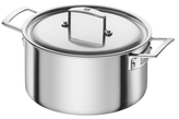 Zwilling J.A. Henckels 8QT. Aurora Stock Pot with Lid