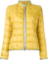 Fay puffer jacket - women - Feather Down/Polyamide/Polyester/Polyurethane - S