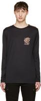 Balmain Black Lion T-shirt