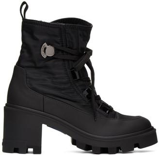 Moncler Black Cheryne Boots