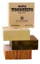 Michael Rogers Press Woodchip Tacky Notes: Maple