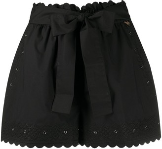 Twin-Set Embroidered Detail Shorts