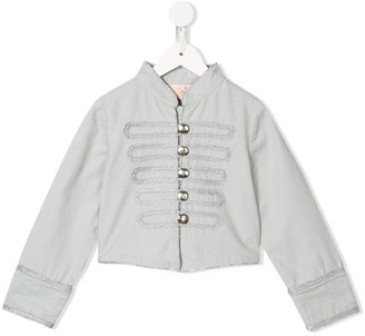 Tutu Du Monde Take a Bow buttoned jacket