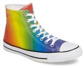 Converse Men's Chuck Taylor All Star Pride High Top Sneaker