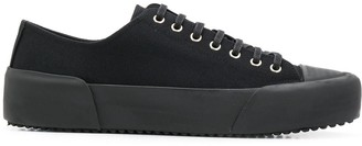 Jil Sander Classic Lace-Up Sneakers