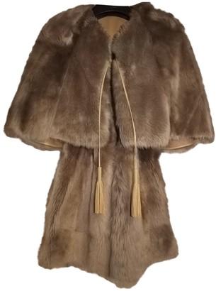Hermes Fur Coat for Women