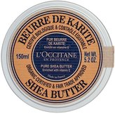 L'Occitane Eco-Cert Organic Certified & Fair Trade Approved Pure Shea Butter Enriched with Vitamin E, 5.2 oz.