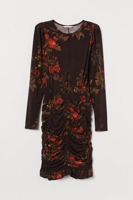 H&M Dress with draping