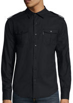 Ecko Unlimited Unltd. Viper Long-Sleeve Woven Shirt