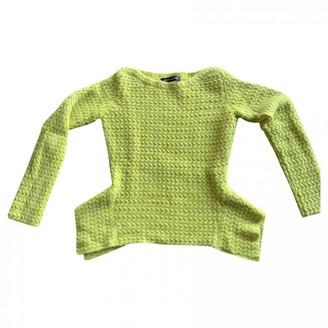 Iris von Arnim Yellow Cashmere Knitwear for Women