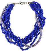 Dannijo Multistrand Bead Necklace