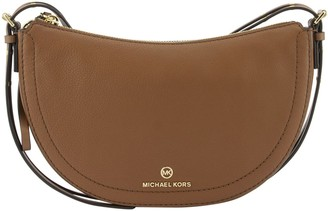 Michael Kors Camden Crossbody Bag Brown