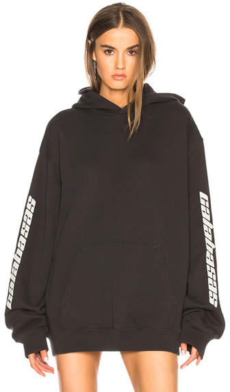 Yeezy Calabasas Embroidered French Terry Hoodie