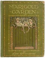 One Kings Lane Vintage Marigold Garden