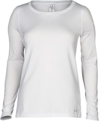 Under Armour LongSleeve T-Shirt - White
