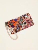 Free People Vintage Tapestry Wallet