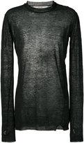 Damir Doma slim fit sweatshirt