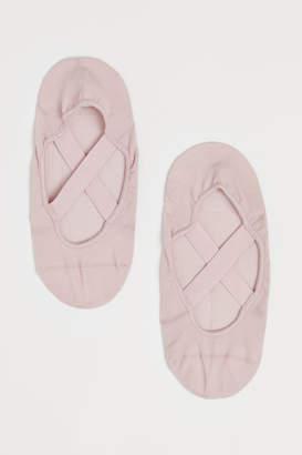 H&M Anti-slip yoga socks