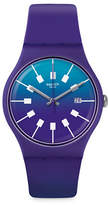 Swatch Action Heroes Collection Crazy Sky Analog Strap Watch